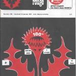Chardon Rouge n°100 saison 76/77