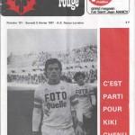 Chardon Rouge n°101 saison 76/77