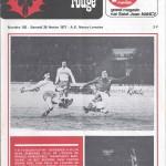 Chardon Rouge n°102 saison 76/77