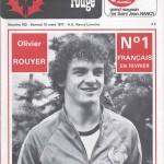 Chardon Rouge n°103 saison 76/77