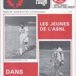 Chardon Rouge n°104 saison 76/77
