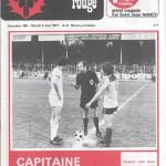 Chardon Rouge n°105 saison 76/77