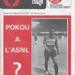 Chardon Rouge n°107 saison 76/77