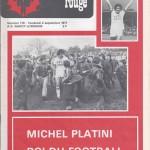 Chardon Rouge n°110 saison 77/78
