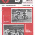 Chardon Rouge n°111 saison 77/78