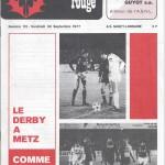 Chardon Rouge n°112 saison 77/78