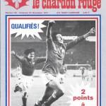 Chardon Rouge n°116 saison 77/78