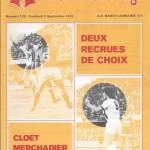 Chardon Rouge n°128 saison 78/79