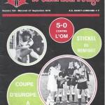 Chardon Rouge n°129 saison 78/79