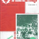 Chardon Rouge n°131 saison 78/79