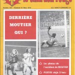 Chardon Rouge n°136 saison 78/79