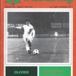 Chardon Rouge n°138 saison 78/79
