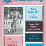Chardon Rouge n°139 saison 78/79