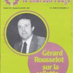 Chardon Rouge n°146 saison 79/80