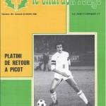 Chardon Rouge n°149 saison 79/80