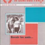 Chardon Rouge n°150 saison 79/80