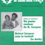 Chardon Rouge n°203 saison 83/84