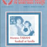 Chardon Rouge n°204 saison 83/84