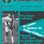 Chardon Rouge n°206 saison 83/84