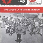 Chardon Rouge n°71 saison 75/76