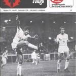 Chardon Rouge n°73 saison 75/76