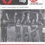 Chardon Rouge n°74 saison 75/76