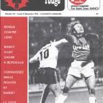 Chardon Rouge n°79 saison 75/76