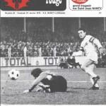 Chardon Rouge n°81 saison 75/76