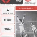 Chardon Rouge n°83 saison 75/76