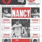 Chardon Rouge n°85 saison 75/76