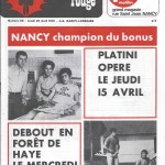 Chardon Rouge n°86 saison 75/76