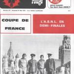 Chardon Rouge n°87 saison 75/76