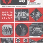 Chardon Rouge n°91 saison 76/77