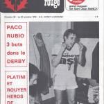 Chardon Rouge n°95 saison 76/77