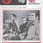 Chardon Rouge n°96 saison 76/77