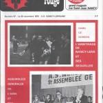 Chardon Rouge n°97 saison 76/77