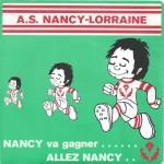Disque Chants de marche ASNL 1977