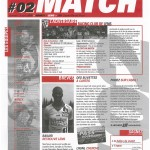 Feuille de Match n°02 05-06