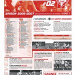Feuille de Match n°02 06-07