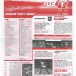 Feuille de Match n°03 07-08