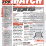 Feuille de Match n°04 05-06