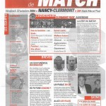 Feuille de Match n°06 04-05
