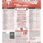 Feuille de Match n°06 08-09