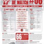Programme Nancy-Nice (Feuille de match #06) - Saison 2011-2012 - L1 (11e j., 22/10/2011)
