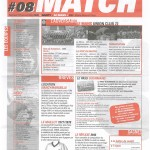Feuille de Match n°08 05-06
