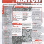 Feuille de Match n°09 04-05