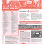 Feuille de Match n°09 06-07