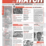 Feuille de Match n°10 04-05