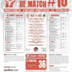 Programme Nancy-Bordeaux (Feuille de match #10) - Saison 2012-2013 - L1 (18e j., 16/12/2012)