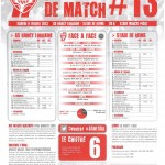 Programme Nancy-Reims (Feuille de match #13) - Saison 2012-2013 - L1 (24e j., 09/02/2013)